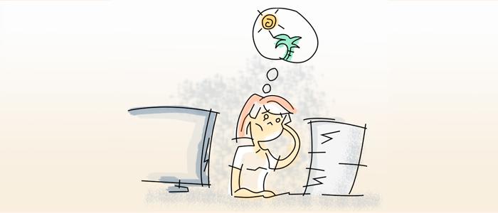 El fin de las vacaciones, consejos para acabar con el síndrome postvacacional.