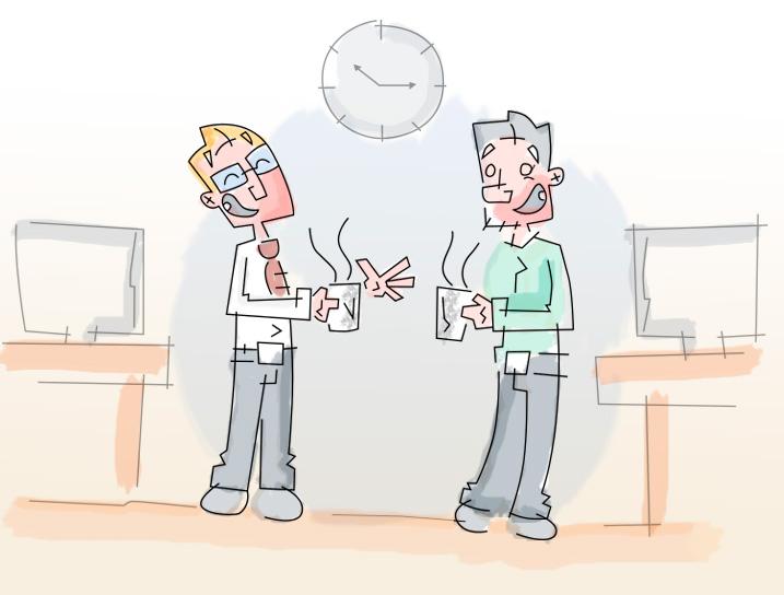 ¿Es posible tener amigos en el trabajo?