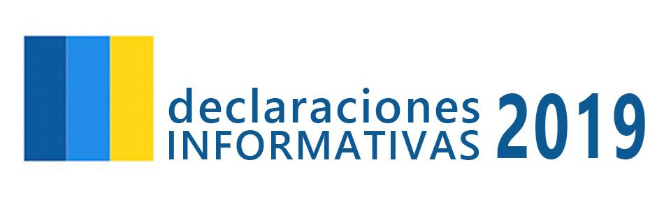 Información importante sobre las Declaraciones Informativas
